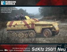 Rubicon German SdKfz 250/1 Neu (aka 250N) Bolt Action 28mm WW2