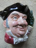 HIGH QUALITY ROYAL DOULTON Ceramic Toby Jug, MINE HOST, Tavern, England, GIFT !!
