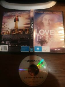The Lovely Bones DVD 2009 Free Post check out my store