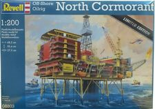 REVELL 1:200 KIT OFF SHORE OILRIG NORTH CORMORANT  ART 08803