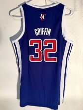 Adidas Women's NBA Jersey Los Angeles Clippers Blake Griffin Blue sz L
