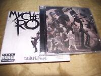 MY CHEMICAL ROMANCE THE BLACK PARADE ORIGINAL CD ALBUM 2006