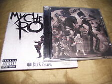 MY CHEMICAL ROMANCE THE BLACK PARADE ORIGINAL CD ALBUM 2006