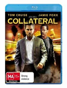 Collateral BLU-RAY, NEW SEALED AUSTRALIAN RELEASE