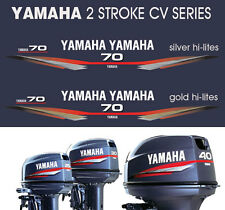 YAMAHA 70hp Two Stroke CV Series