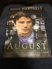August (DVD, 2009)