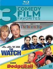 Vince Vaughn Triple Feature The Internship / The Watch / Dodgeball: A True Unde