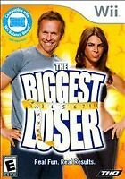 Biggest Loser (Nintendo Wii, 2009) Complete In Box With Manual Never Played
