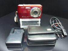 Digital Kamera EX-Z16 Casio EXILIM rot 12,1 MP Camera DIGICAM