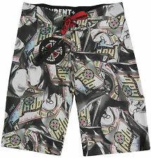 M5 - Independent Truck Co Party On Board Shorts * NWT Mens 30 Multi - #15176