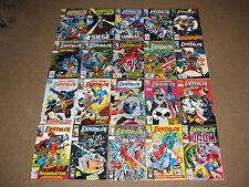 Marvel - Deathlok 1 - 20 Straight Run Lot! 1991 Vf