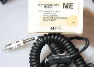 Quantum Battery 1 Module ME - H384 - Fits: SB20 SB22 T32 2800AF 32CT 36CT - NEW