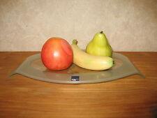 LEONARDO *NEW* Bol 35cm Malaga mat et transparent ( sans les fruits )