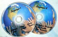 16 Audio Language Courses on 2 DVDs + Resell Rights