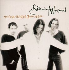 ☆ CD STABBING WESTWARD	Wither Blister Burn + Peel PROMO SAMPLER CARD SLEEVE   ☆