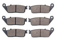 Front & Rear Break Pads Triumph THUNDERBIRD SPORT 1998 1999 2000 2001 2002 2003
