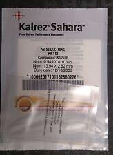 Kalrez Sahara O-Ring AS-568 K#113 Compound:8085UP  Nom: .549 X 0.103 in