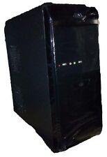 CASE PER PC ATX CON ALIMENTATORE 600W VENTOLA 12cm USB 2.0+AUDIO FRONTALI AK40