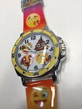 Top Trenz Emojicon Watch - Tie Dye