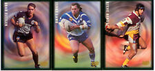 1995 Dynamic Rugby League Series 2 Men of Steel Card Os2 Brad Fittler