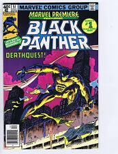 Marvel Premiere #51 Marvel 1979