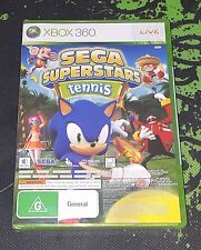 Sega Superstars Tennis / XBox Live Arcade Compilation on XBox 360 (New & Sealed)