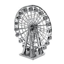 Fascinations Metal Earth 3D Laser Cut Steel Model Kit Marvels Ferris Wheel