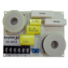 2 Beyma FD2XC2 2-way 8/16ohm low/high 1.8kHz Passive Crossover 4 10XC25 Coaxial