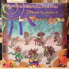 [REGGAE]~[VARIOUS ARTISTS]~NM LP~SOUND OF LA TRENGGAE~[Sly~Robbie~Gitsy~Taxi Gan
