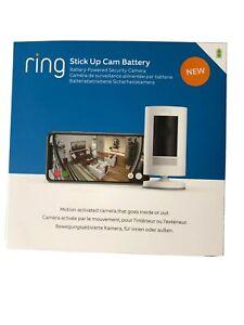 Ring Stick Up Cam Battery Indoor/Outdoor HD Security Camera - 3Gen