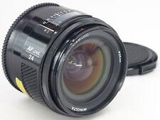 MINOLTA AF 24mm 2.8