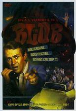 The Blob (1958) Irvin S. Yeaworth Jr., Steve McQueen / DVD, NEW