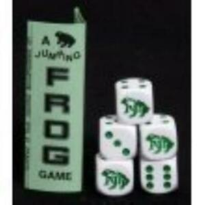 Koplow Dice Game Jumping Frog, A New