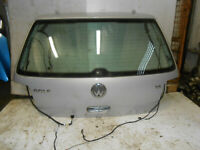 Heckklappe Kofferraumklappe VW Golf 4 3/5-Türer
