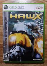 H. A. W. X HAWX - Xbox 360 - No Manual - USA NTSC Version
