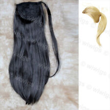 Ponytail Synthetic Wigs & Hairpieces Unisex