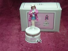 Phb Midwest Barbie Groovy Sixties Trinket Box W/ Sunglasses Trinket