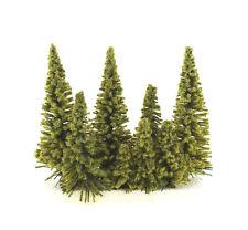 8 Lärchen 4 - 12cm Bäume Modellbau Jordan 42l Spur H0