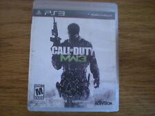 CALL OF DUTY MW3 ~ PLAYSTATION 3 PS3 COMPLETE