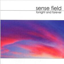 SENSE FIELD - Tonight and Forever (CD 2001) USA Import EXC-NM Hardcore Emo Rock