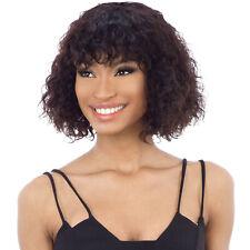 NAKED UNPROCESSED BRAZILIAN 100% HUMAN HAIR WIG - WHITNEY