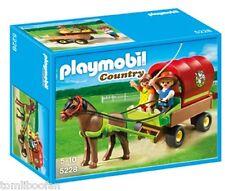 Playmobil 5228 Country Childrens Pony Wagon - NEW