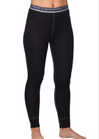 80% Merino wool. Thermowave XTREME DUAL LAYER woman leggings Base Layer (XTRMW)