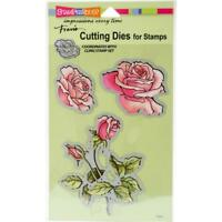 Rose Garden Die Cut Set by Stampendous Cutting Dies for Stamps DCS5101 NEW!