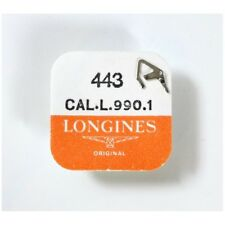 Longines L990.1 & 990.1 Setting Lever Part - 443 Genuine Brand New Discontinued
