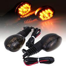For KAWASAKI Ninja 250R 2008-2012 Front Rear Turn Signals Light LED Indicator