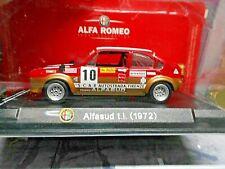 ALFA ROMEO ti Alfasud Breitbau GP Varano 1976 #10 Peterson Niccoli M4 Coll. 1:43