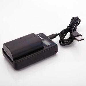 Quality Camera Battery Charger NP-FM500H For Sony A200 A350 A550 A700 A850 A900