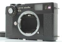 Read!! [Exc+4] Leitz Minolta CL Rangefinder Film Camera Body only Japan #756
