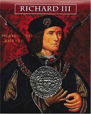 Richard III Coin Pewter Pendant